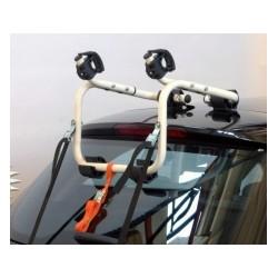 Porta bici de porton individual