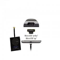 Inbay® Micro USB externo | external